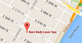 Bare Body Map